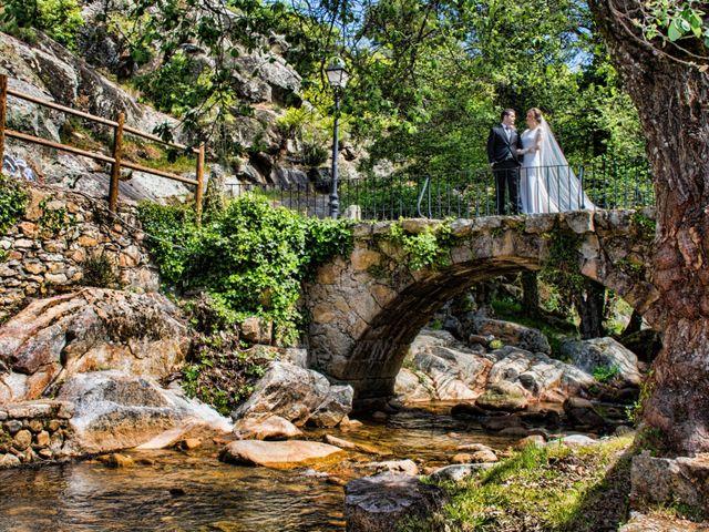 La boda de Javier y Ana en Zarza De Granadilla, Cáceres 1