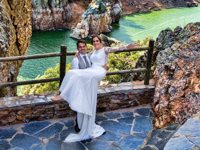 La boda de Javier y Ana en Zarza De Granadilla, Cáceres 5