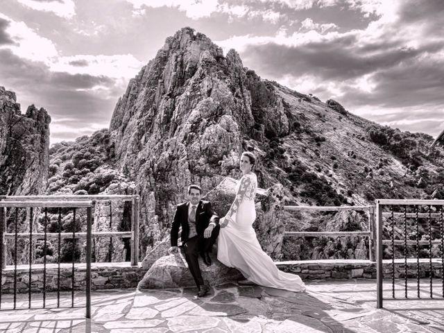 La boda de Javier y Ana en Zarza De Granadilla, Cáceres 6