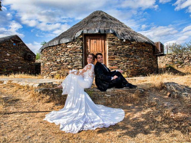 La boda de Javier y Ana en Zarza De Granadilla, Cáceres 8