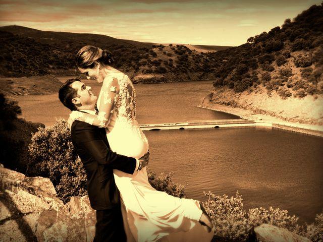 La boda de Javier y Ana en Zarza De Granadilla, Cáceres 10