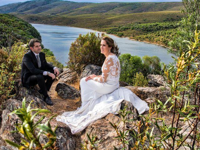 La boda de Javier y Ana en Zarza De Granadilla, Cáceres 11