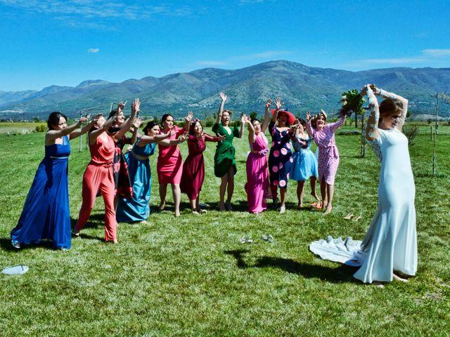 La boda de Javier y Ana en Zarza De Granadilla, Cáceres 20