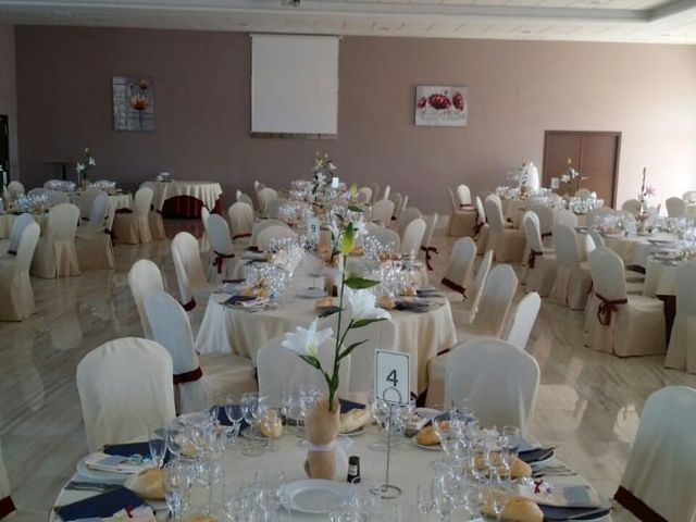La boda de Javier y Ana en Zarza De Granadilla, Cáceres 22