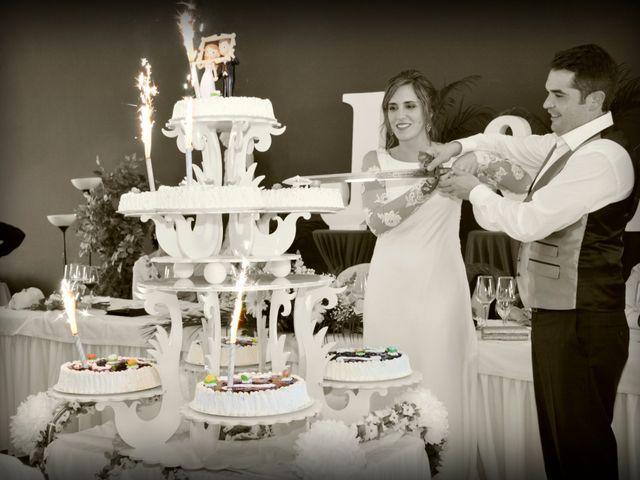 La boda de Javier y Ana en Zarza De Granadilla, Cáceres 23