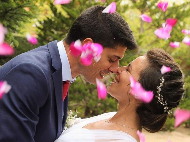 La boda de Begoña  y Sergio