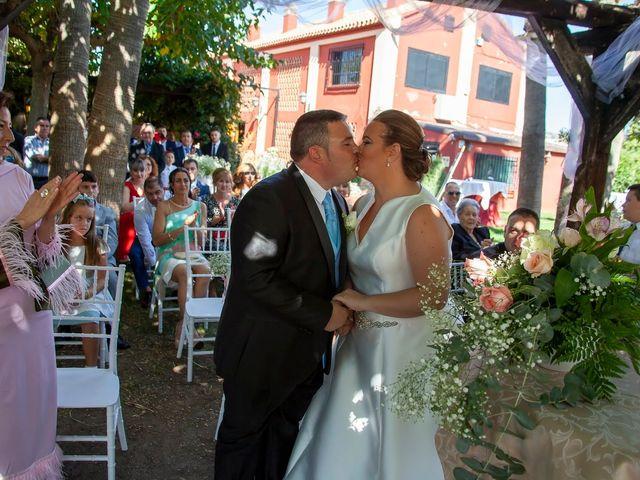 La boda de Ángela y Francisco