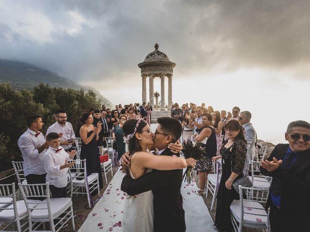 La boda de Dario Espin y Diana Londoño en Palma De Mallorca, Islas Baleares 2