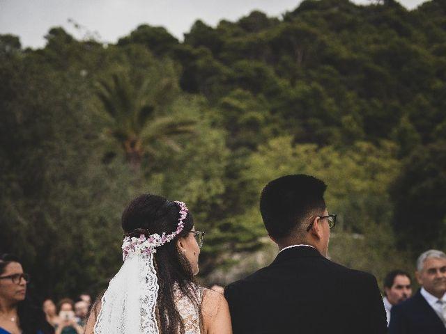 La boda de Dario Espin y Diana Londoño en Palma De Mallorca, Islas Baleares 3