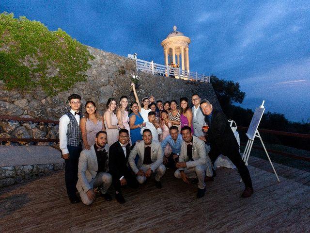 La boda de Dario Espin y Diana Londoño en Palma De Mallorca, Islas Baleares 6