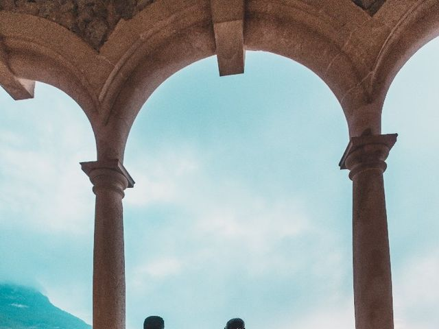 La boda de Dario Espin y Diana Londoño en Palma De Mallorca, Islas Baleares 1