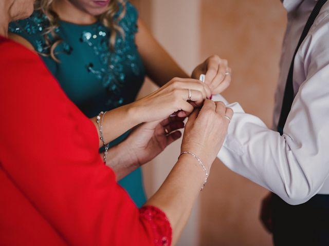 La boda de Arturo y Amaya en Villarrubia De Los Ojos, Ciudad Real 12