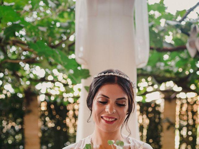La boda de Arturo y Amaya en Villarrubia De Los Ojos, Ciudad Real 38