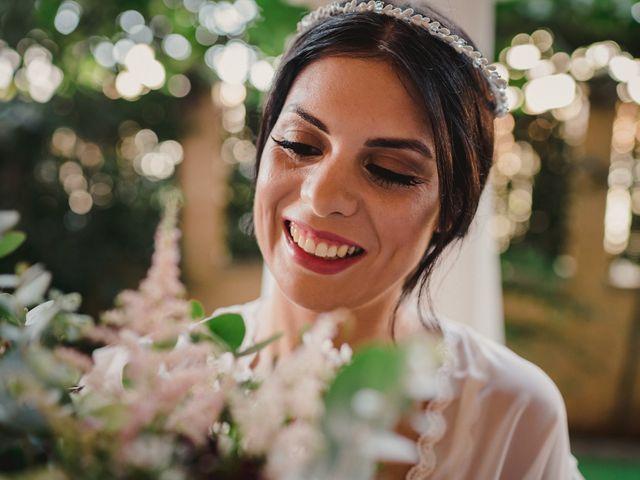 La boda de Arturo y Amaya en Villarrubia De Los Ojos, Ciudad Real 41