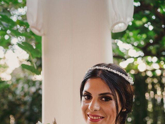 La boda de Arturo y Amaya en Villarrubia De Los Ojos, Ciudad Real 43