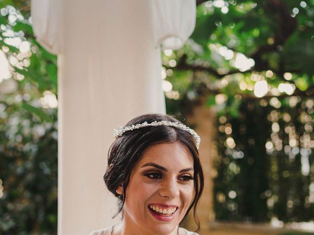La boda de Arturo y Amaya en Villarrubia De Los Ojos, Ciudad Real 45