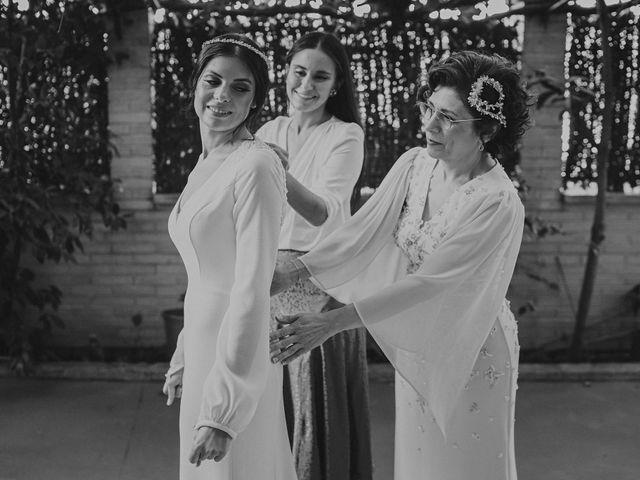 La boda de Arturo y Amaya en Villarrubia De Los Ojos, Ciudad Real 46