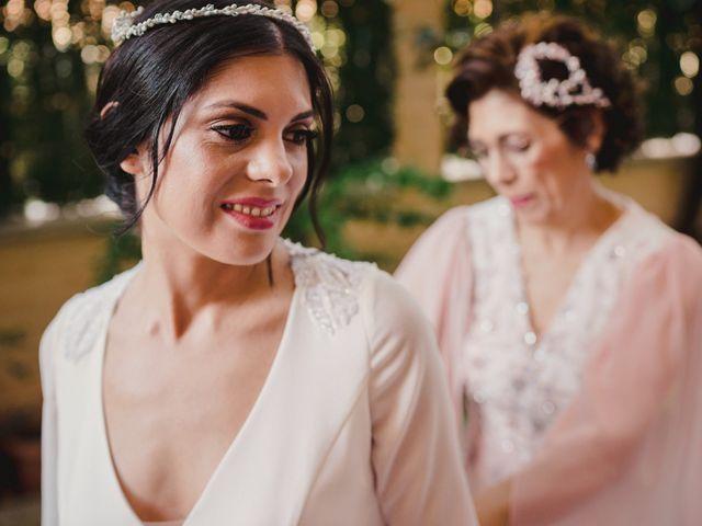 La boda de Arturo y Amaya en Villarrubia De Los Ojos, Ciudad Real 47