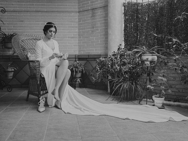 La boda de Arturo y Amaya en Villarrubia De Los Ojos, Ciudad Real 50