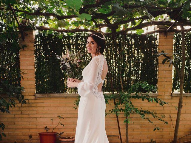 La boda de Arturo y Amaya en Villarrubia De Los Ojos, Ciudad Real 55
