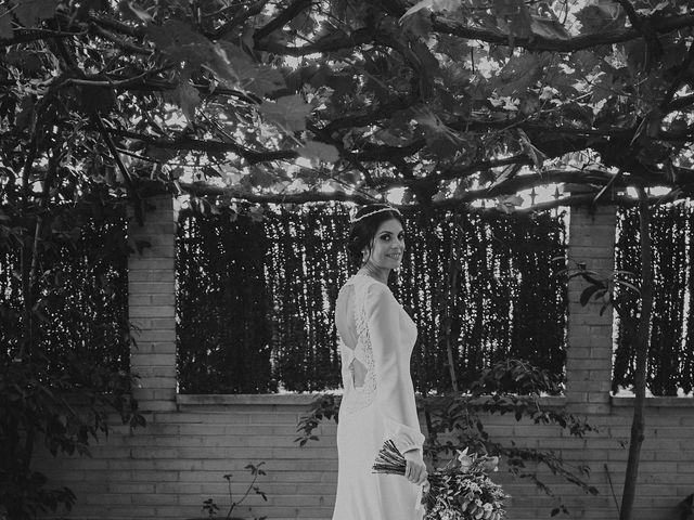 La boda de Arturo y Amaya en Villarrubia De Los Ojos, Ciudad Real 57