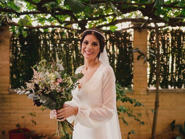 La boda de Arturo y Amaya en Villarrubia De Los Ojos, Ciudad Real 60