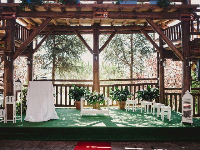 La boda de Arturo y Amaya en Villarrubia De Los Ojos, Ciudad Real 67