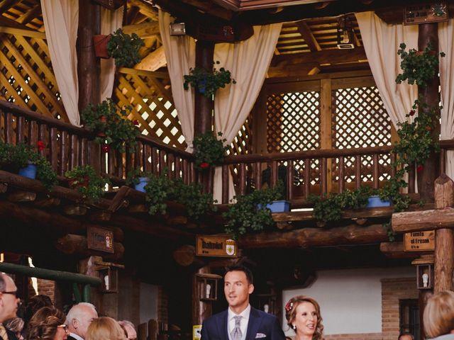La boda de Arturo y Amaya en Villarrubia De Los Ojos, Ciudad Real 71