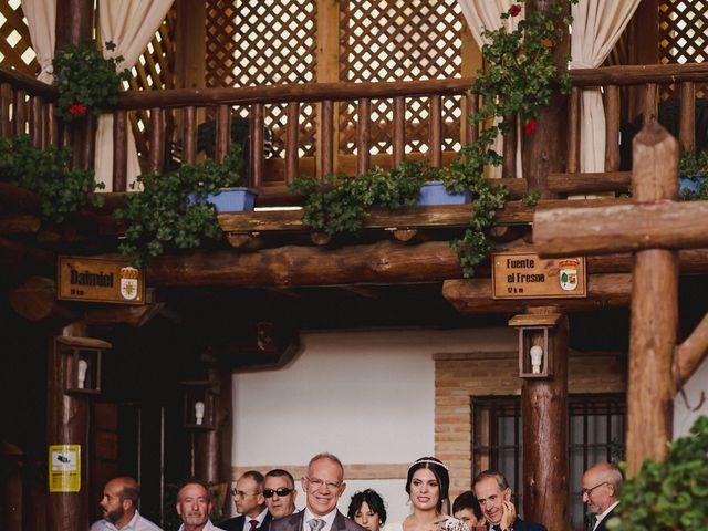 La boda de Arturo y Amaya en Villarrubia De Los Ojos, Ciudad Real 72