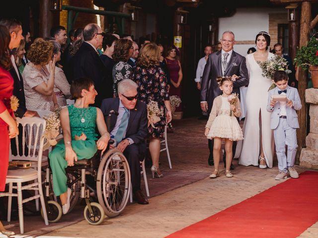 La boda de Arturo y Amaya en Villarrubia De Los Ojos, Ciudad Real 73