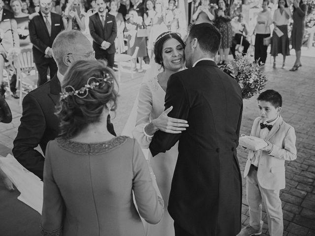 La boda de Arturo y Amaya en Villarrubia De Los Ojos, Ciudad Real 75