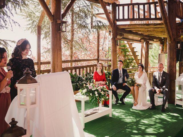 La boda de Arturo y Amaya en Villarrubia De Los Ojos, Ciudad Real 76