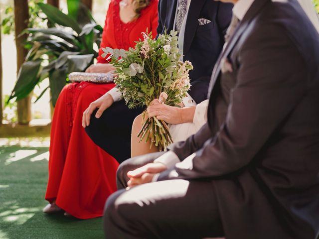 La boda de Arturo y Amaya en Villarrubia De Los Ojos, Ciudad Real 78