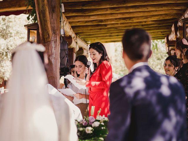 La boda de Arturo y Amaya en Villarrubia De Los Ojos, Ciudad Real 82