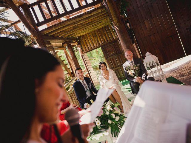 La boda de Arturo y Amaya en Villarrubia De Los Ojos, Ciudad Real 84