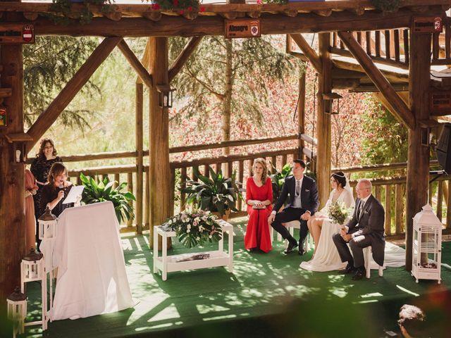 La boda de Arturo y Amaya en Villarrubia De Los Ojos, Ciudad Real 85