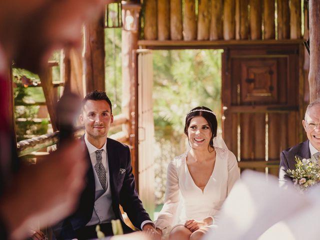 La boda de Arturo y Amaya en Villarrubia De Los Ojos, Ciudad Real 86