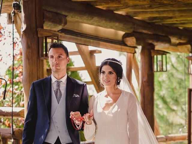 La boda de Arturo y Amaya en Villarrubia De Los Ojos, Ciudad Real 87
