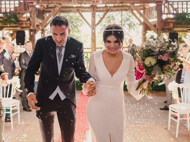 La boda de Arturo y Amaya en Villarrubia De Los Ojos, Ciudad Real 95