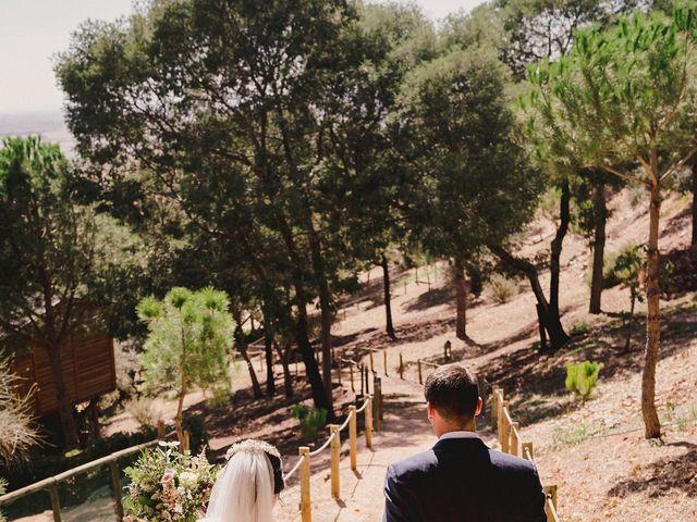 La boda de Arturo y Amaya en Villarrubia De Los Ojos, Ciudad Real 97