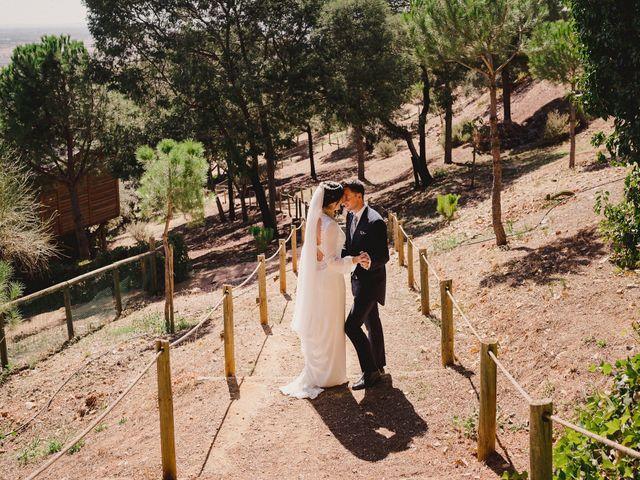 La boda de Arturo y Amaya en Villarrubia De Los Ojos, Ciudad Real 98