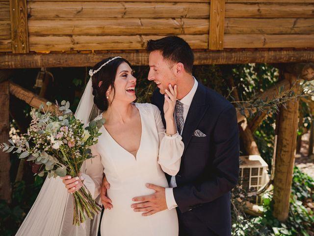 La boda de Arturo y Amaya en Villarrubia De Los Ojos, Ciudad Real 101