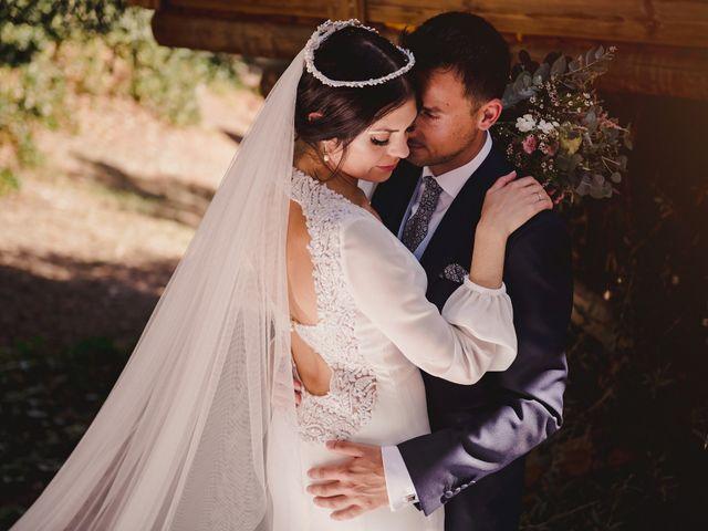 La boda de Arturo y Amaya en Villarrubia De Los Ojos, Ciudad Real 105