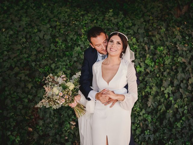 La boda de Arturo y Amaya en Villarrubia De Los Ojos, Ciudad Real 108