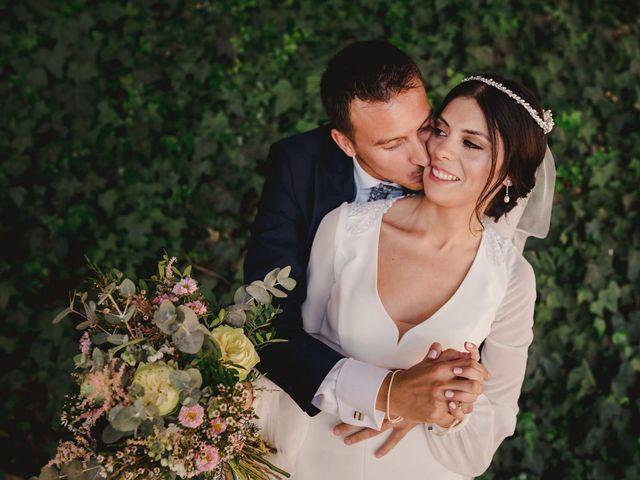 La boda de Arturo y Amaya en Villarrubia De Los Ojos, Ciudad Real 109