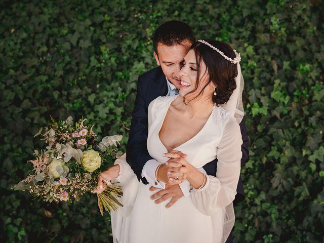 La boda de Arturo y Amaya en Villarrubia De Los Ojos, Ciudad Real 110