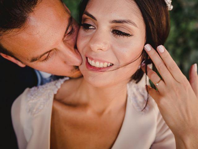 La boda de Arturo y Amaya en Villarrubia De Los Ojos, Ciudad Real 112