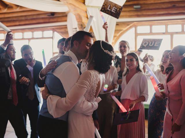 La boda de Arturo y Amaya en Villarrubia De Los Ojos, Ciudad Real 123