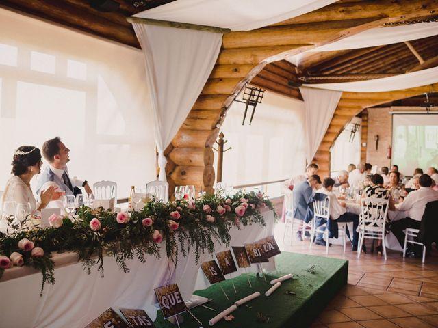 La boda de Arturo y Amaya en Villarrubia De Los Ojos, Ciudad Real 124