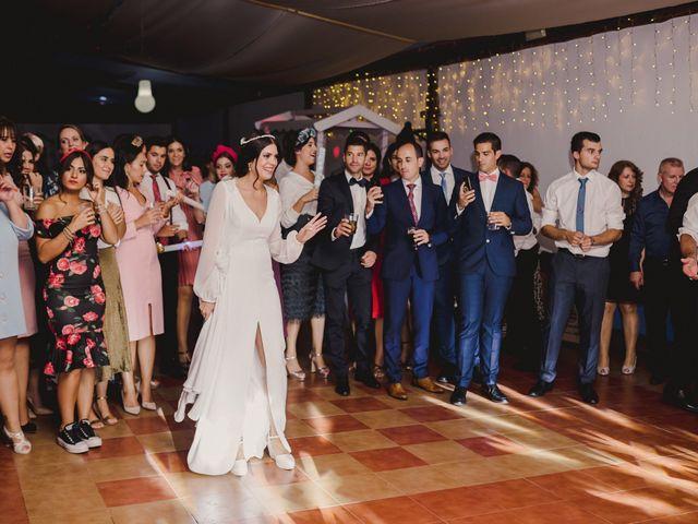 La boda de Arturo y Amaya en Villarrubia De Los Ojos, Ciudad Real 136